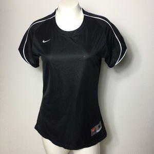 Nike soccer shirt women's medium #36 athletic wear